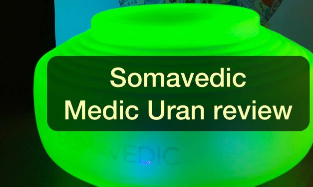Somavedic Medic Uran review – negating geopathogenic zones